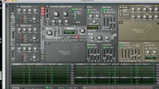 Create Crookers - Day 'N' Nite Synth in Reason 4.0! / Create a Nasty Dubstep Bass (Double Tutorial)