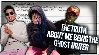 Behzinga Exposes Me Ghostwriting For KSI & RiceGum!? (ft. Ricegum, Faze Banks, & KSI)