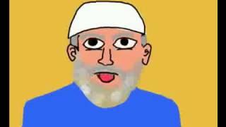 Mosarraf karim funny cartoon from jomoj natok