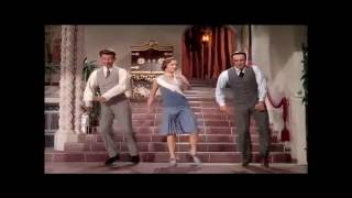 Can't stop the feeling - Justin Timberlake meets singing in the rain.