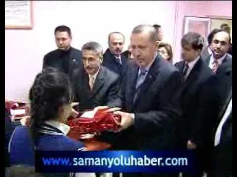 Basbakan Erdogan in koptugu an Komik One Minute