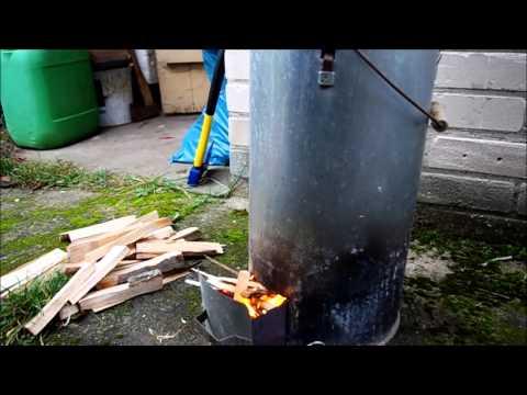 SchleienSchreck´s Schlemmereck: Räucherfisch! Aus der Tonne ;)