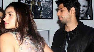 Mystery Behind Alia Bhatt & Sidharth Malhotra