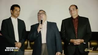 """بطل ومؤلف فيلم """" مولانا""""  الممنوع  من العرض في دول عربية:  الجمهور المغربي لم يخذلنا"""