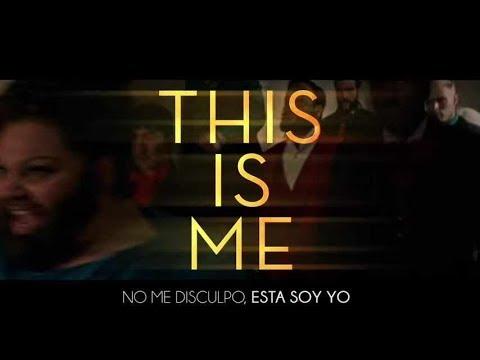 The Greatest Showman This is me Subtitulado en castellano