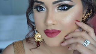 GRWM | Bangladeshi Indian Asian Wedding Makeup Tutorial