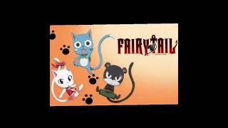 Fairy Tail~Happy,Carla,Lily~Nightcore Hello kitty