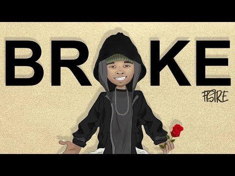 EDY Broke feat. Sire Lyric Video