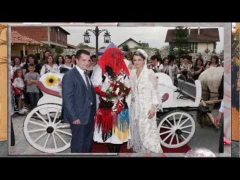 Avni & Alberije KOSOVE Albanian American Wedding 1 Me tradita Kombetare