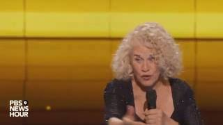 Watch Carole King perform