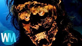 Top 10 Horror/Action Movies