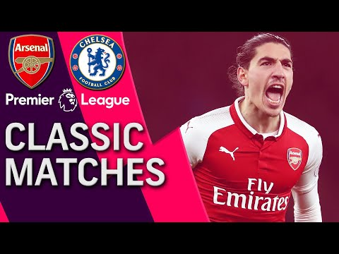 Xxx Mp4 Arsenal V Chelsea PREMIER LEAGUE CLASSIC MATCH 1 3 18 NBC Sports 3gp Sex