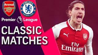 Arsenal v. Chelsea | PREMIER LEAGUE CLASSIC MATCH | 1/3/18 | NBC Sports