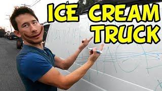"The ""FRIENDLY"" Ice Cream Truck"