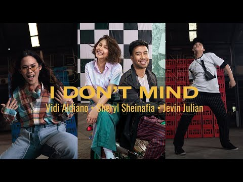 Vidi Aldiano Sheryl Sheinafia Jevin Julian I Don T Mind Vertical Video