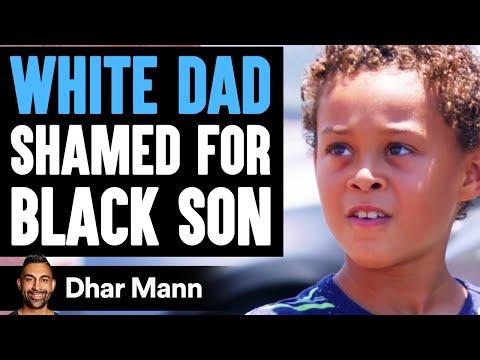 White Dad SHAMED for BLACK SON What Happens Next Is Shocking Dhar Mann