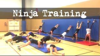 Full Body Exercises - Ninja Training