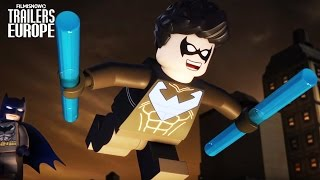 LEGO DC Justice League: Gotham City Breakout | Clip 'Opening Scene' [HD]