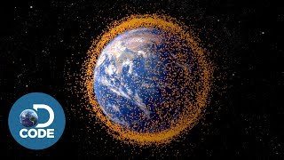 Space Junk Around Earth
