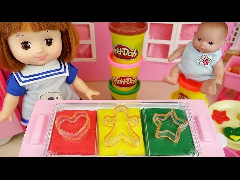 Xxx Mp4 Play Doh And Baby Doll Cookie With Cooking Food Car Play 3gp Sex