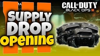 *NEW WEAPONS* SUPPLY DROP OPENING WITH GG LYNX - CAN WE GET GOOD STUFF??