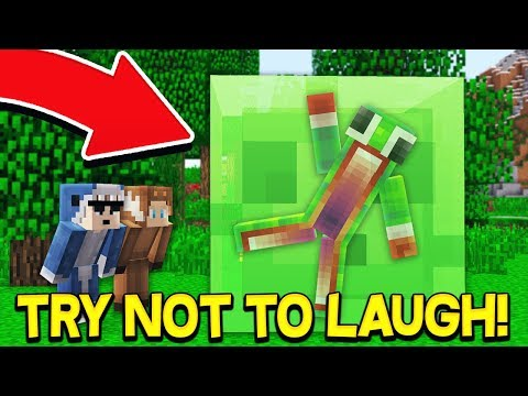 THE FUNNIEST MINECRAFT DO NOT LAUGH