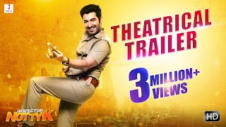 Inspector NottyK Official Trailer | Jeet | Nusraat Faria | Ashok Pati | Suddho Roy | Savvy |