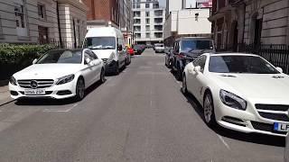 Nawaz Sharif on DunRaven Street London