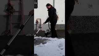 Prowin wini schnee saugen