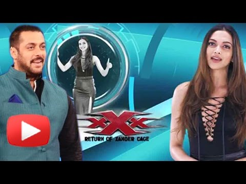 Xxx Mp4 Salman Khan To Launch Deepika Padukone XXX Return Of Xander Cage New Trailer 3gp Sex