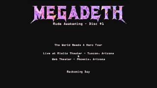 Megadeth - Rude Awakening - Disc #1