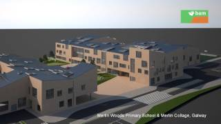 Merlin Woods Primary School & Merlin Collag, Galway - Official opening