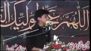 Zakir Askari Abbas Topic About Qaid E Azam Mohammad Ali Jinnah