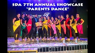 Parents Dance | 7th Annual Showcase of Sonu's Dance Academy