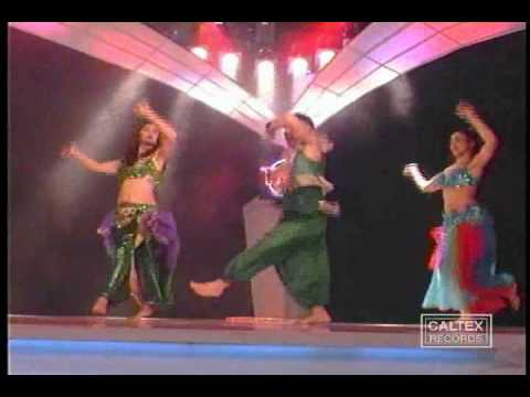 Sandy & Khordadian Dancers Arabic Belly Diki Diki محمد خردادیان رقص عربی