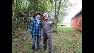 Fun On The Set Of It Kills - Camp Blood 7 (Around The Town Vlog)