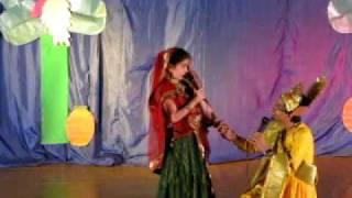 Modern Ram Lila - Pilugina Kids Moscow (Durga Puja 2010)