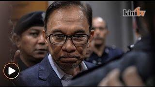 Mahkamah benar Anwar hadir perbicaraan saman SPR