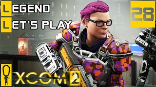 XCOM 2 - Part 28 - Best Squad Ever? - Let's Play - XCOM 2 Gameplay [Legend Ironman]