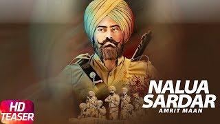 Trailer | Nalua Sardar | Amrit Maan | Deep Jandu | Full Song Coming Soon | Speed Records