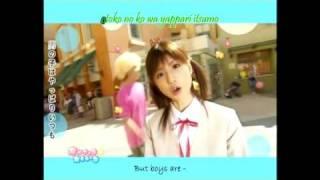 School Rumble - Onna no Ko Otoko no Ko [subs eng & jap] + karaoke