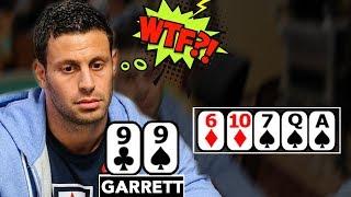 $100/$200 What Is Garrett Adelstein Thinking?  $88,000 On The Line!