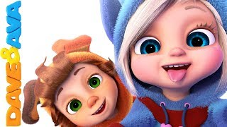 🤩 Top Nursery Rhymes and Kids Songs - Dave and Ava - Live Stream 🤩