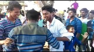 My village function my boys dance first attempt marana kuthu