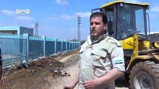 تقرير يسلط الضوء على حملة التنظيف التي قام بها عناصر الجيش الحر والمدنيين بمدينة الحراك
