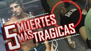 Las 5 muertes más trágicas de deportistas | Ozielcarmo