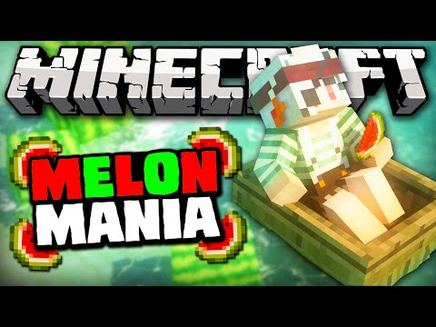 Xxx Mp4 Minecraft MELON MANIA MINIGAME 3gp Sex