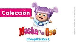 Masha y el Oso - 🎈Compilación 7🎈(20 minutos) Dibujos Animados en Español!