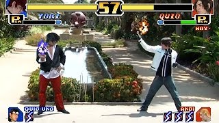 The King of Fighters '99 - Real Life