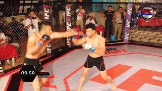 IFC 2 Seyed Masoum Razavi VS Amirhossein Hazrati  Teharn Event  Iran Fighting Championship
